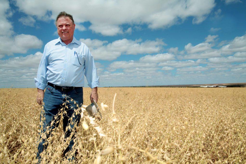 Maggi comemora balanço do agronegócio brasileiro e diz que MT tem o segundo maior superávit da história