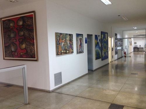 Secretaria de Cultura expõe obras de acervo permanente