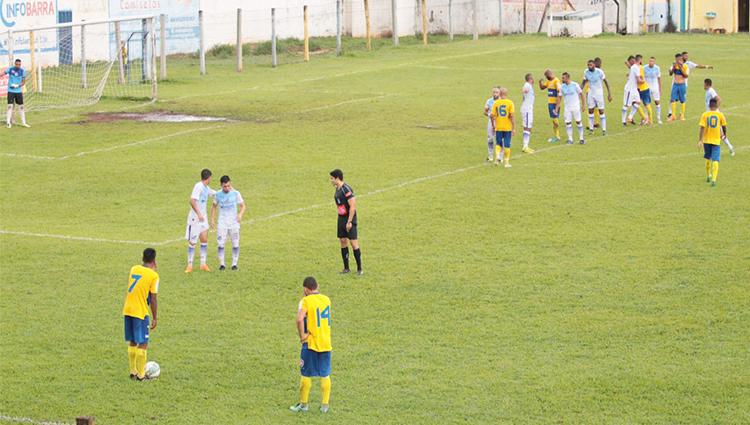 Sinop confirma favoritismo e vence o Araguaia em Barra do Garças