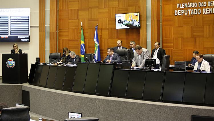 AL acha difícil aprovar fundo de estabilização proposto pelo governo Taques