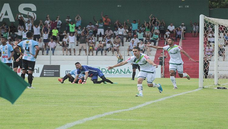 Luverdense dá show contra o Sparta, goleia por 7 a 0 e está na semifinal da Copa Verde