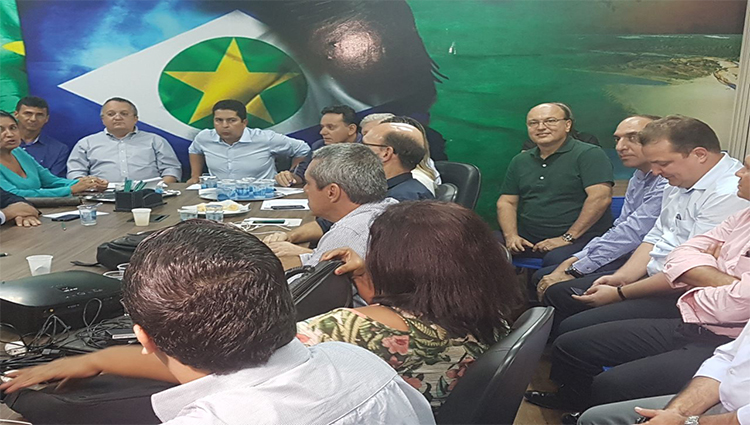 PSDB confirma apoio integral à reeleição de Taques e a caminhada de Leitão ao Senado