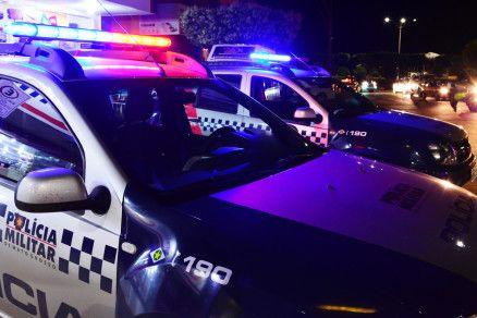 Traficante é preso com cocaína e maconha no bar do Zé, no Jardim União