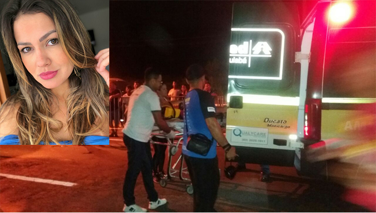 "Advogada da prefeitura de Cuiabá morre em corrida de rua ""Cuiabá Night Run"""